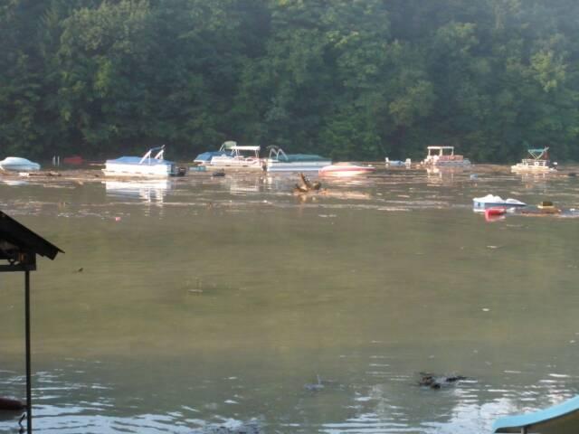 Photoalbum for Hubbards fishing float